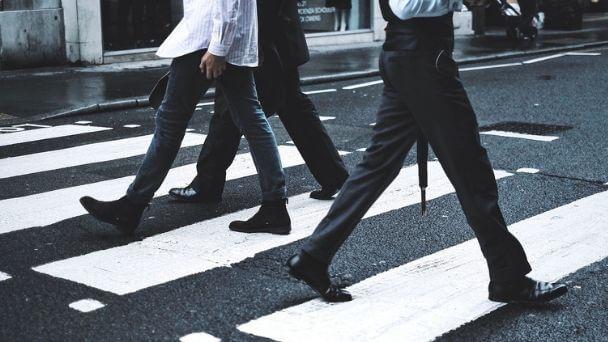 徒歩通勤の5つのメリット