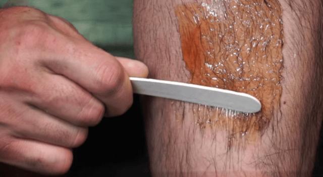 ケツ毛を処理する脱毛アイテム:ブラジリアンワックス