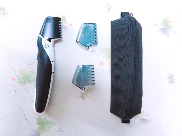 ケツ毛を処理する脱毛アイテム:ボディトリマー