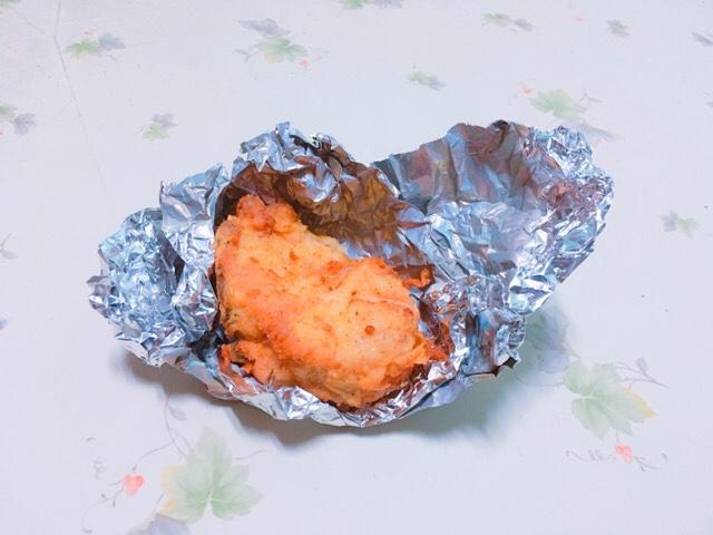 ケンタッキーをオーブンで温め直してみた