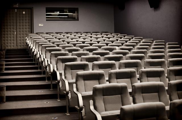 映画館で2番目におすすめ座席はどこなのか