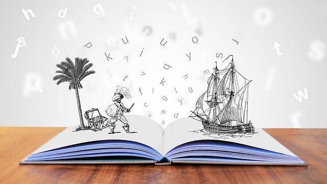 読書の効果・メリット01. 語彙力がアップし言葉のセンスが良くなる
