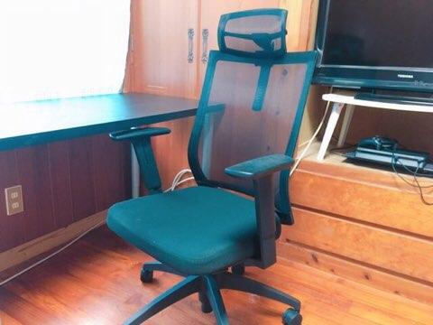 家具屋9件まわって決めたワークチェア「Air01(エアーゼロワン)」
